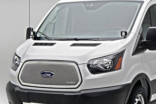 Hood Hinge LED Kit with (2) 3 Inch LED Pods - Ford Transit (15-18)