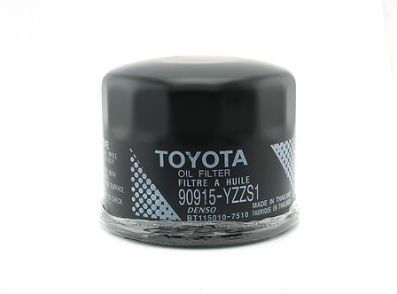 OE Toyota Oil Filter - 90915-YZZS1