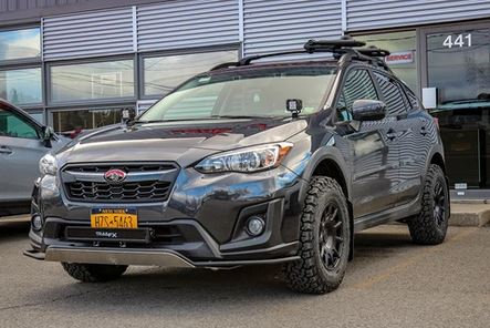 LP Aventure bumper guard V2.0 - 2018-2020 Crosstrek