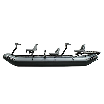 Guide 3 Person 14' Inflatable Boat | 3 Man Raft - by FLYCRAFT