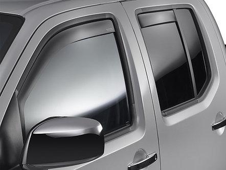 Side Window Deflectors - Frontier (05-17)