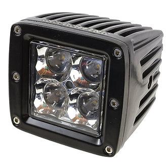 Dual Color Amber / White LED Pod