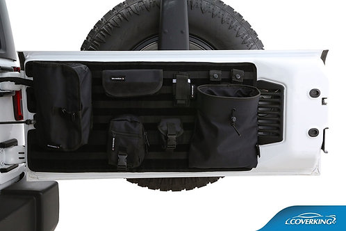 Jeep® Tailgate Tactical Storage