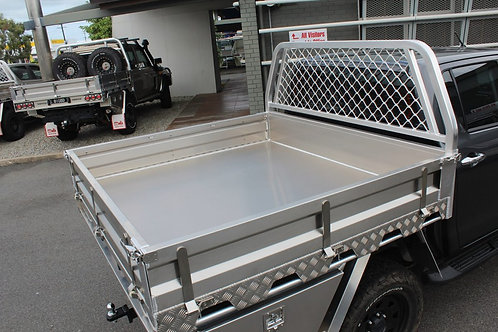 Norweld Bedsides and Tailgate - 7ft Tray