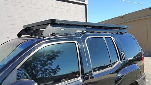 Nissan Xterra N50 (05-15) Slimline II Roof Rack Kit - by Front Runner