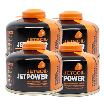 JetPower Fuel 100g 4 pack  - By Jetboil