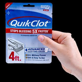 QuikClot 3in x 4ft