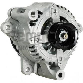 250A High Output Alternator for Jeep Wrangler, 2012 - 2018 3.6L V6 (220c.i.)