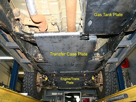 99-04 Xterra & Frontier Transfer Case Skid Plate (Gen1)