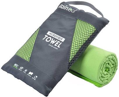 Microfiber Towels - Green