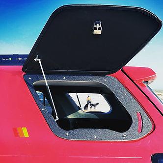 Toyota 4Runner 10-21 Drivers Side Rear Window Gullwing