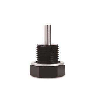Magnetic Oil Drain Plug M18 x 1.5, Black