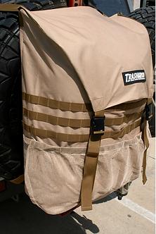 Trasharoo Spare Tire Trash Bag (Gen-2)