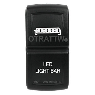 CONTURA XIV, SR LED LIGHT BAR, LOWER INDEPENDENT