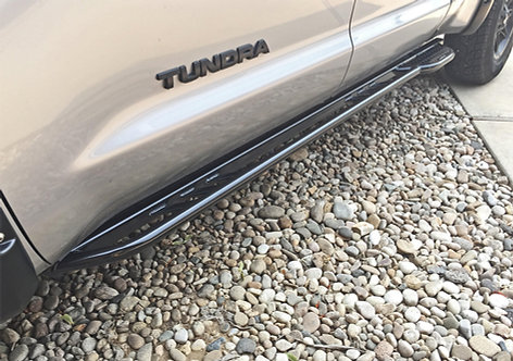 Toyota Tundra (00-20) - Rock Sliders/Rockrails