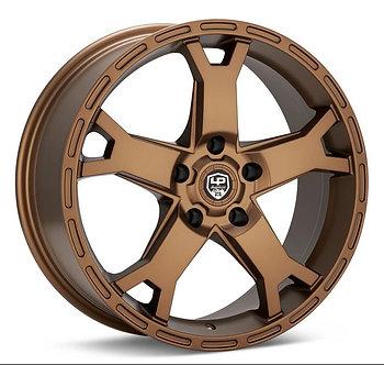 LP Aventure wheels - LP2 - 17x8 ET38 5x100