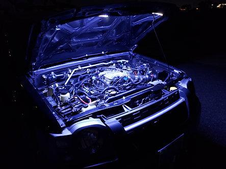 Underhood Lighting Kit, Nissan Xterra 1G Specific (00-04)
