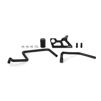 Jeep Wrangler JK Baffled Oil Catch Can, (07-11) - By Mishimoto
