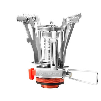 Etekcity Ultralight Portable Outdoor Backpacking Camping Stoves w/Piezo Ignition