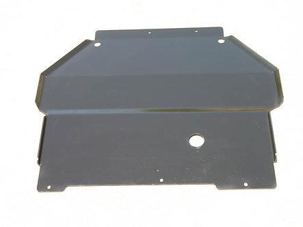 05-14 Xterra & Frontier; Transmission Skid Plate