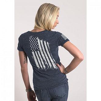 WOMEN'S AMERICA T-SHIRT