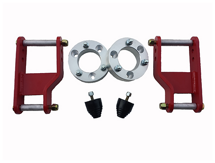 """2"""" Top Plate Spacer/Shackle Kit"""