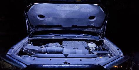 Underhood Lighting Kit, Toyota 4Runner Specific (10-20)