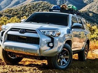 2023 Toyota 4runner - 6th Gen?