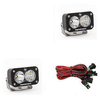 S2 Sport, Pair Driving Combo LED