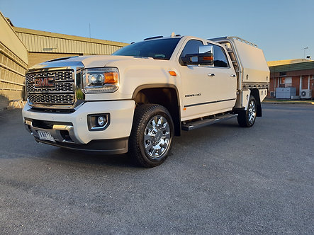 Norweld Aluminum UTE Deluxe Tray Package - Chevy/GMC 2500+
