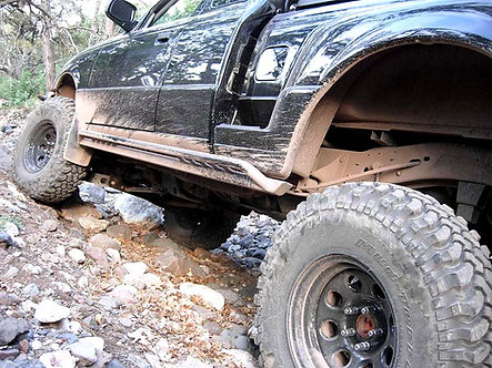 Ford Ranger (98-11) - Rock Sliders/Rockrails