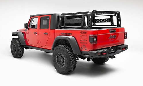 2019-2020 Jeep Gladiator Overland Rack  w/Side Access