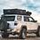Thumbnail: RIGd UltraSwing™ Hitch Carrier 4th/5th Gen 4Runner