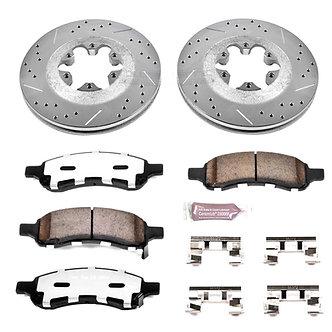 GM Colorado/Canyon 09-12 Performance Brake Upgrade Kit - Front