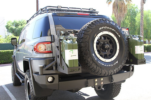FJ Cruiser (07-14) - Rear Swing Out / Stage 4  by DEMELLO