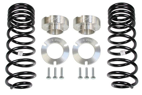 """SEQ3 - 3"""" Front/Rear Lift Kit for 00-07 Sequoia"""