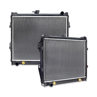 Toyota 4Runner 2.4L Replacement Radiator, 84–91 - By Mishimoto