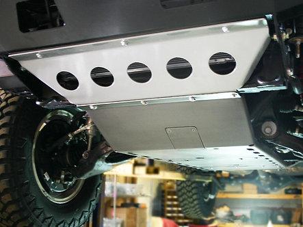 5th Gen Toyota 4Runner Skid Plates, 2010+