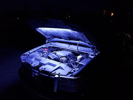 Underhood Lighting Kit, Chevy/GMC Fullsize PU Specific (07-14)