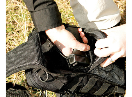 Review - Rover Sling Pack | by RedRock Outdoor Gear