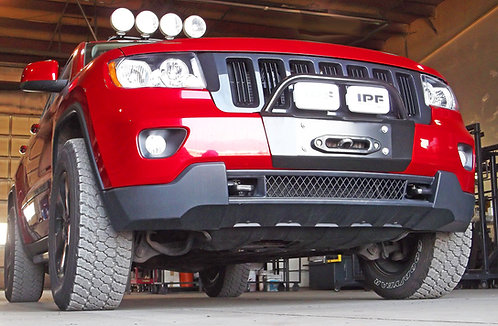 (2011-2013) Jeep Grand Cherokee WK2 Bumper And Winch Kit