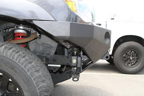 DEMELLO Tacoma (12-15) - Flat Top Front Bumper