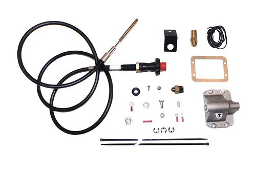 Comanche MJ/Cherokee XJ (84-01) - Posi-Lok Positive Axle Engagement System 3in+