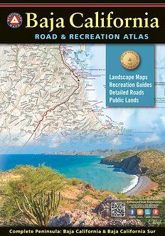 Baja California Road & Recreation Atlas - By Benchmark