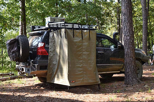 Peregrine Vehicle Shower Enclosure