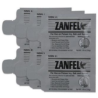 Zanfel Poison Ivy, Oak, & Sumac Wash - 6pk