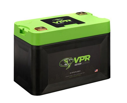 Expion360 VPR 4EVER Classic 100Ah Lithium Battery 27