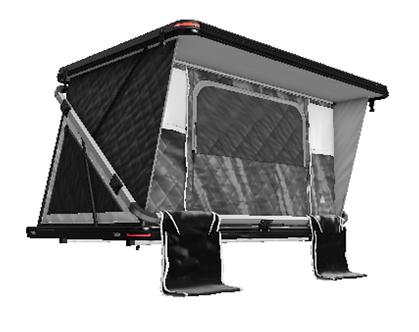 Evolution Hard Top Tent - by FSR