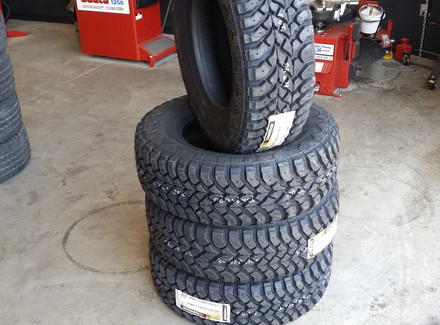Review – Hankook DynaPro Mud Terrain Tires