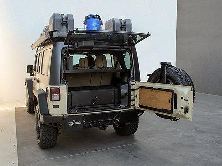 Jeep Wrangler JKU (2007-2019) Drawer Kit